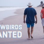 ALAVHR Snowbirds Wanted beach